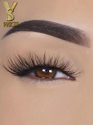 YSwigs natural 5D eyelashes makeup kit Mink Lashes extension mink eyelashes maquiagem Goddess