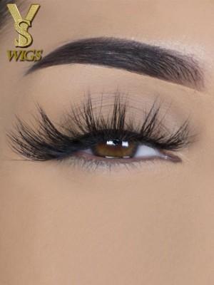 YSwigs natural 5D eyelashes makeup kit Mink Lashes extension mink eyelashes So Extra Miami