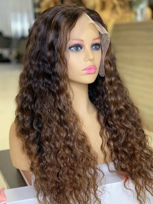 YSwigs 200% Density Pre Plucked Undetectable Dream HD Lace Full Lace Front Wig with Baby Hair