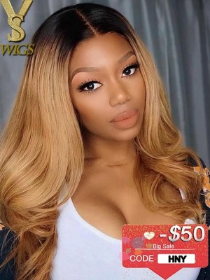 YSwigs Ombre Brown Undetectable Dream HD Lace