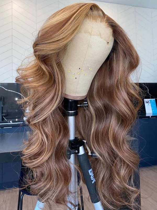 YSwigs Body Wave Undetectable Dream HD Lace Human Hair Full Lace Wig
