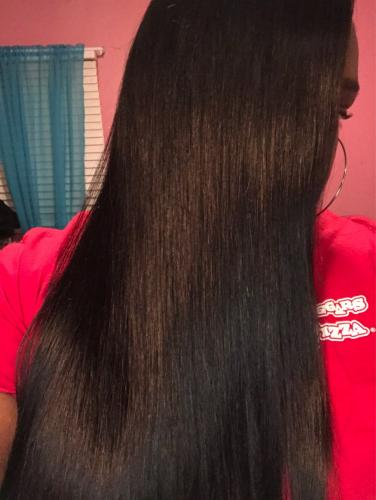 Very nice hair