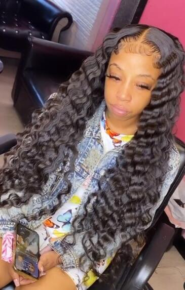 I love this wig