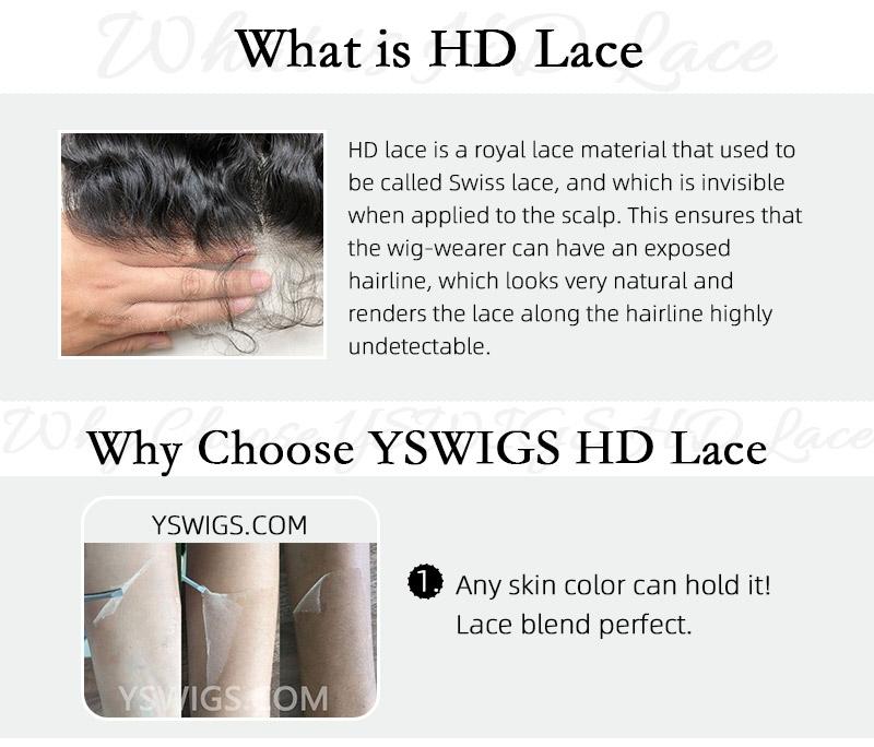 HD lace